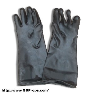 Uniform: Chemical Gloves