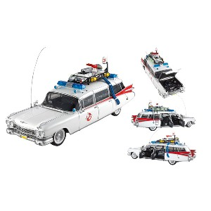 Hot Wheels Elite 1:18 Scale Ecto-1