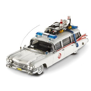 Hot Wheels Elite 1:43 Scale Ecto-1