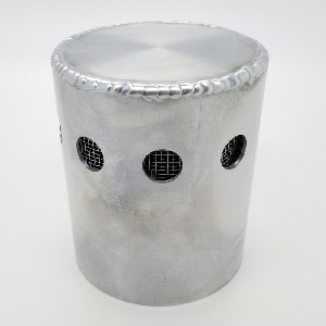 Pack: Aluminum Welded N-Filter