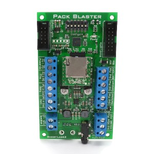 Pack: Amplified Sound Board