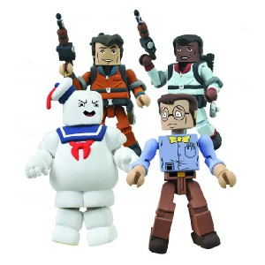 Real Ghostbusters Series 2 Minimates