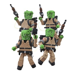 Real Ghostbusters Series 3 Minimates