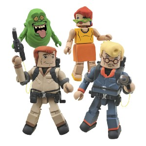 Real Ghostbusters Series 1 Minimates