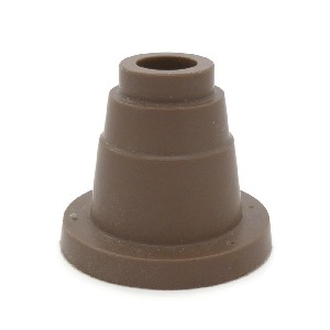 Uniform: Tan Rubber Uniform Hose Connector