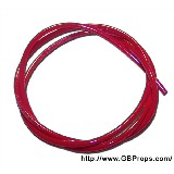 "Tubing: Red (1/8"" OD)"