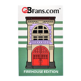 Collect all 5 Firehouse Lapel Pins!
