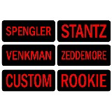 Uniform: GB2 Name Tag Patch