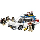 Ghostbusters LEGO Set 21108