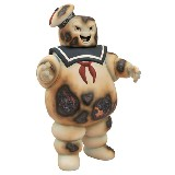 Ghostbusters Burnt Stay Puft Marshmallow Man Bank