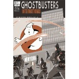 Ghostbusters International Comic Issue #1