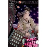 Ghostbusters Monthly #12