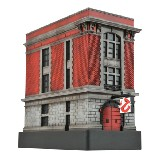 Ghostbusters Light Up Firehouse Statue