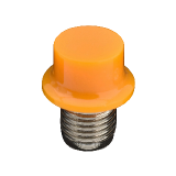 Pack: Orange Hat Light Lens