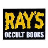 Ray's Occult Books Lapel Pin