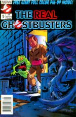 Real Ghostbusters NOW Comics Volume 1 Issue 5 Cover.jpg