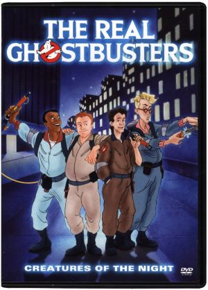 Real Ghostbusters Creatures of the Night DVD Front.jpg