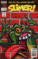 Slimer NOW Comics Issue 1 Cover.jpg
